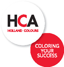 logo Holland Colours NV, Division EMEA