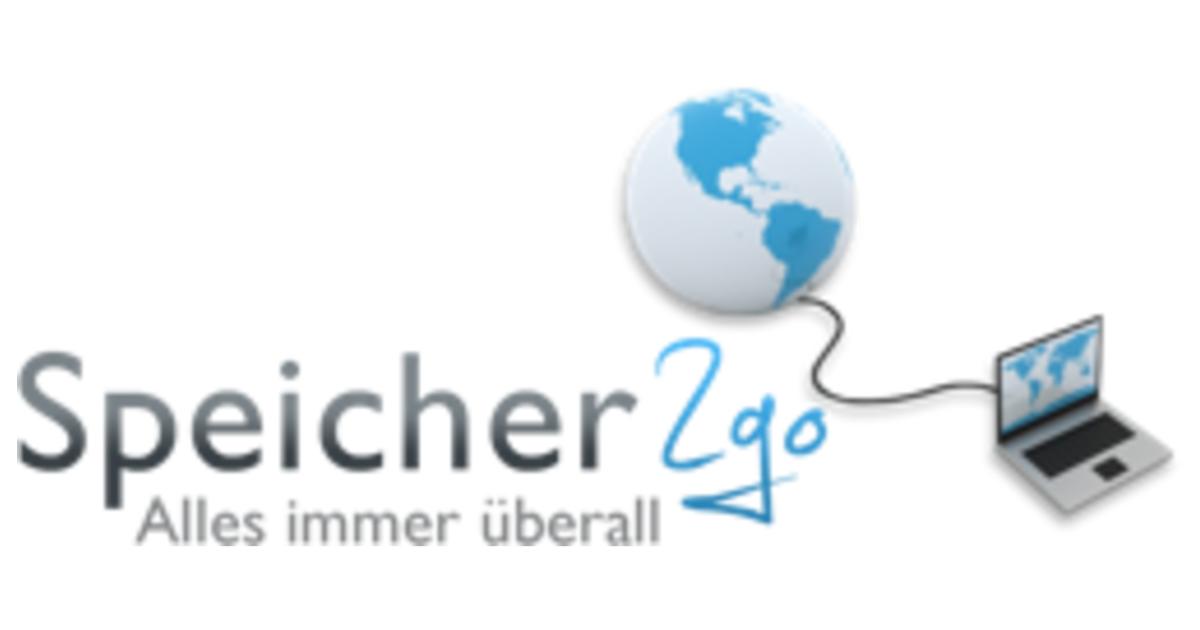 Speicher2go Logo