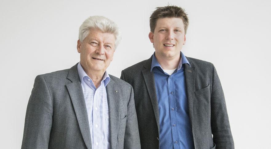 Hans-Dieter Groppweis & Sohn Sebastian Groppweis