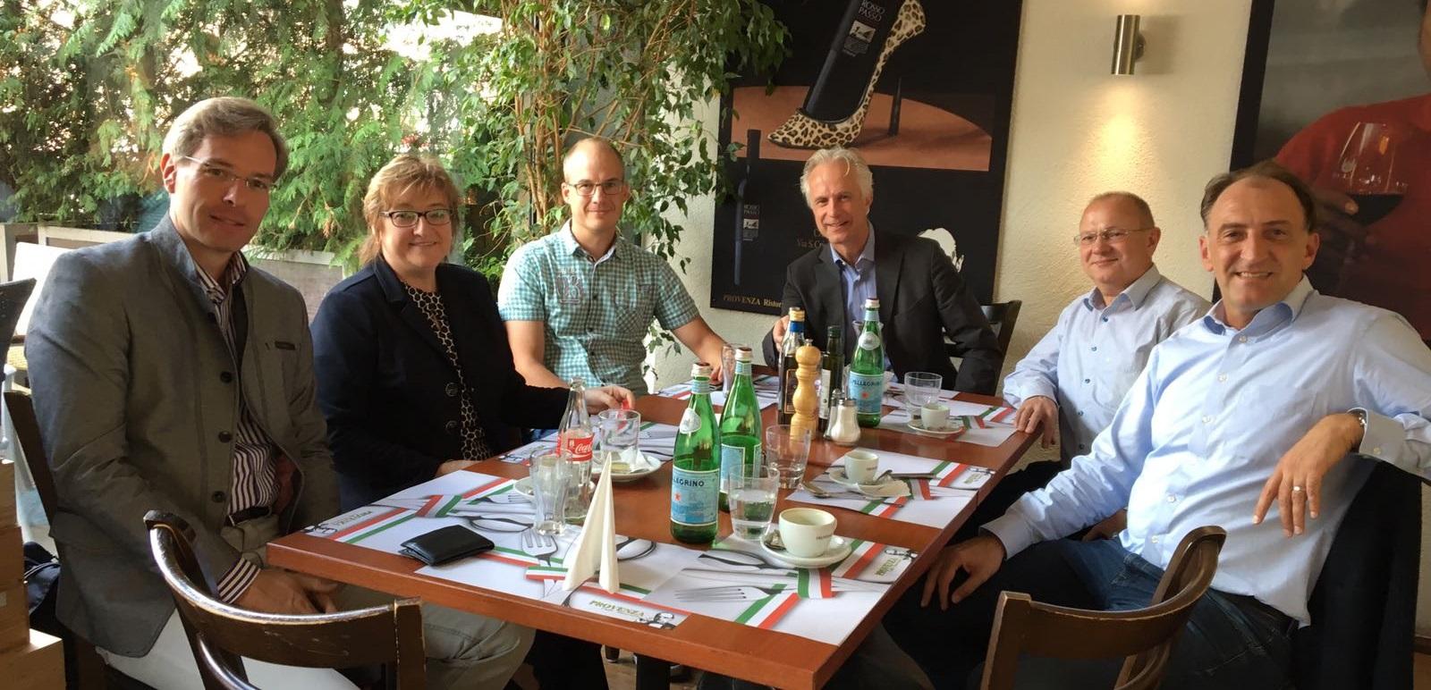Zu Tisch mit...Elsa Koller-Knedlik